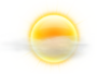 OceanView Weather Forecast  - Saturday  - Fair, Some Cloud