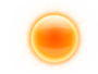 OceanView Weather Forecast  - Monday  - Hot and Sunny